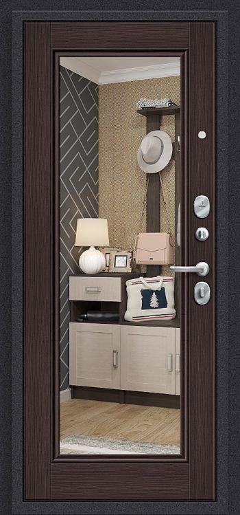 Входная дверь Porta S 51.П61 Wenge Veralinga